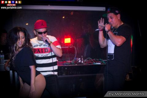 Show de Lakisha y Jeremy El Mago