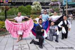 Tricampeón Nacional Chino Terrones acompañado de alumnos de Hamamatsu