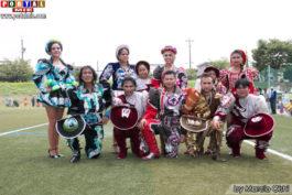 VII Copa Bolivia en el Complejo Deportivo de Komono (Mie)