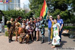 Grupo de danza Fraternidad Bolívia Unida
