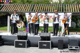 Grupo folclórico Fuji Andino