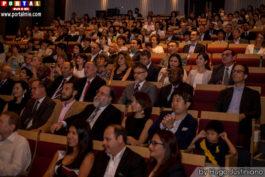 Lleno total en el teatro de Akasaka en Tokio Bolivia