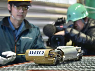 &nbspRobot consigue medir radiación extrema dentro de reactor en Fukushima