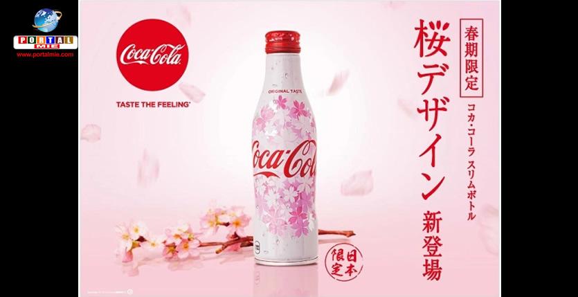 &nbspEdición limitada de Coca-Cola con diseño de Sakura para la primavera