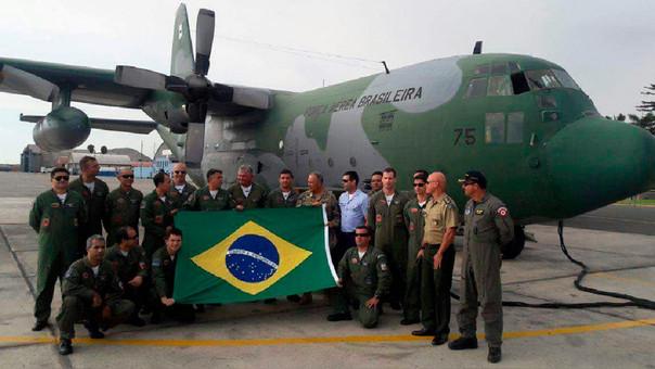 Brasil brinda ayuda humanitaria a damnificados de Perú