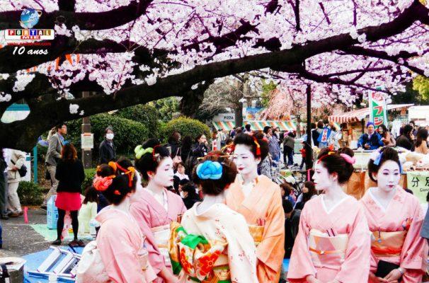 Programe su hanami con la previsión del florecimiento del sakura