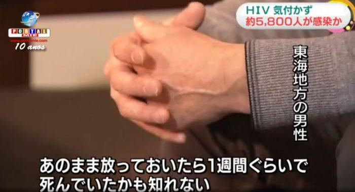 &nbspJapón: mas de 5.800 personas pueden estar contaminadas por el VIH