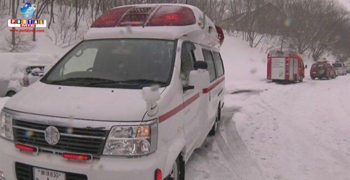 &nbspTochigi: estudiantes son alcanzados por avalancha en estación de esquí