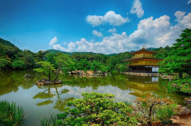 &nbspConferir los locales más visitados de Japón