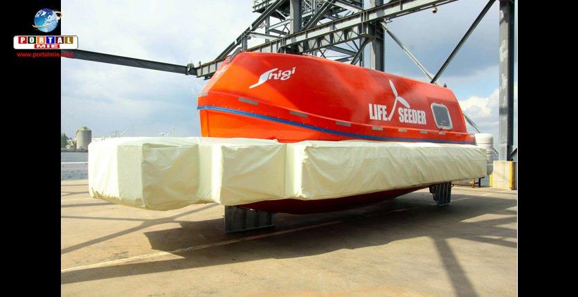 &nbspRed de Combini equipa tiendas con barcos salvavidas para ser usados en caso de tsunami