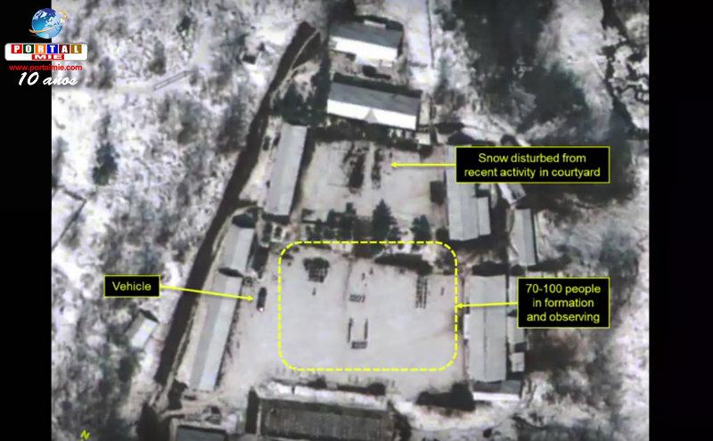 &nbspCorea del Norte se prepara para nueva prueba nuclear: será un aviso?