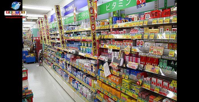 &nbspFarmacias de Japón a camino de ultrapasar las tiendas del departamento en ventas