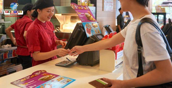 &nbspRed de McDonald's Japan aceptará pagos a través de tarjetas de crédito