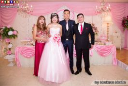 Buffet Trindade&nbspFiesta de 15 Años de Kiomy en Hamamatsu