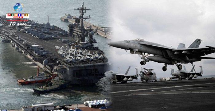 &nbspEstados Unidos alerta que puede atacar a Corea del Norte