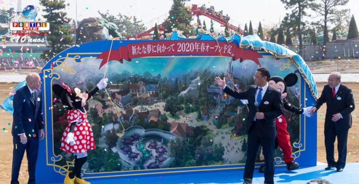 &nbspTokyo DisneyLand y DisneySea: reforma en gran escala y construcción de nueva atracción