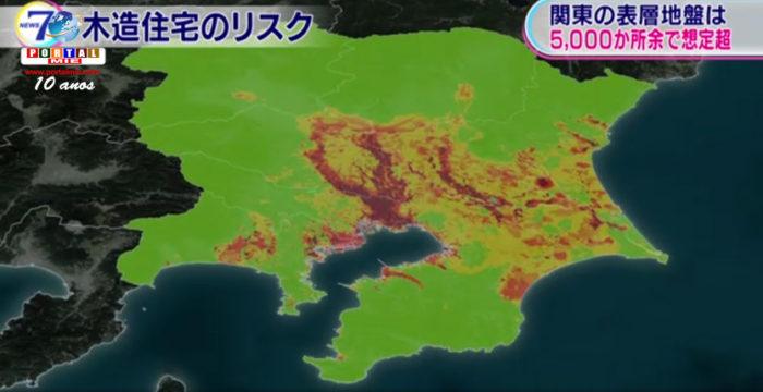 &nbspKanto: terremotos en la región pueden ser mucho más fuertes de lo esperado