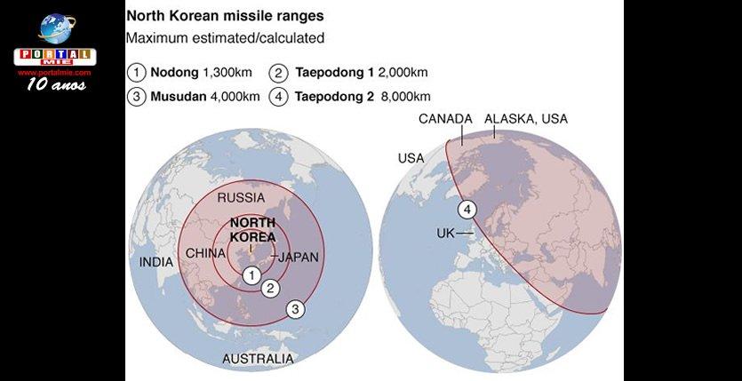 &nbspCorea del Norte realizó nueva prueba de misil este sábado
