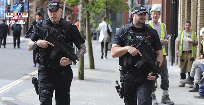 &nbspAtentado terrorista en Inglaterra: policía identifica al autor del crimen