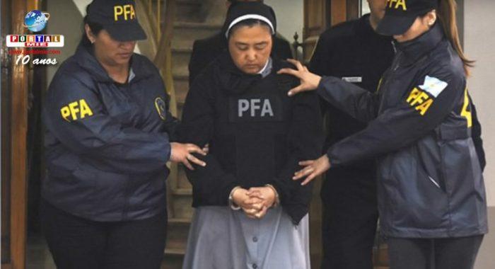 &nbspMonja japonesa es presa por participación en casos de abuso sexual en Argentina