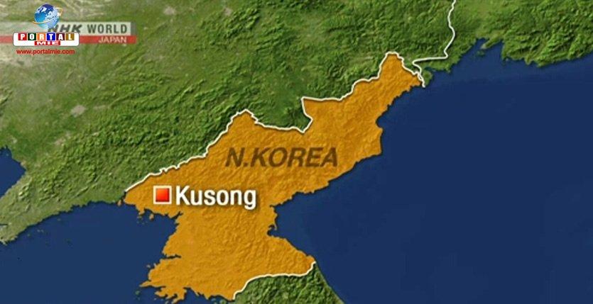 Corea del Norte lanza misil balístico
