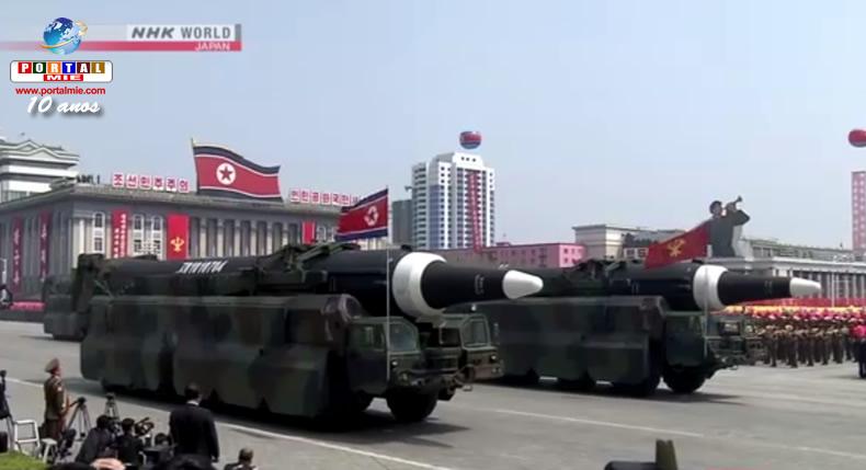 Japón va mejorar sus capacidades para interceptar misiles balísticos