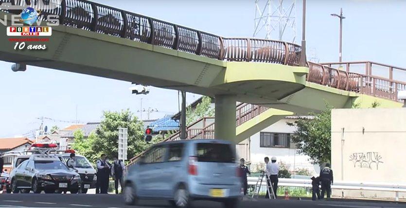 &nbspAdolescente de 14 años salta de una pasarela en Saitama