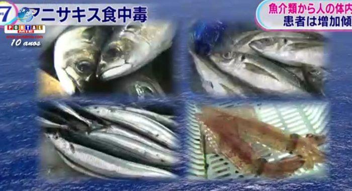 &nbspAumentan los casos de infección por Anisakis asociadas al consumo de pescado crudo