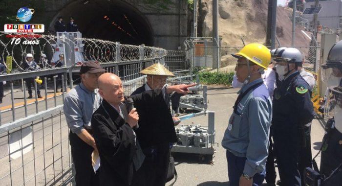 &nbspJapón: protestas contra activación de reactor nuclear