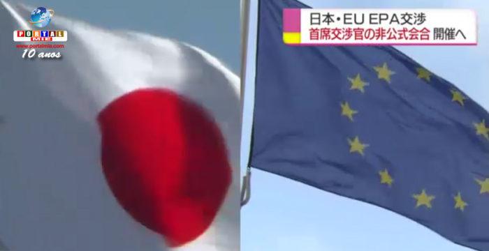 Productos europeos estarán más baratos en Japón
