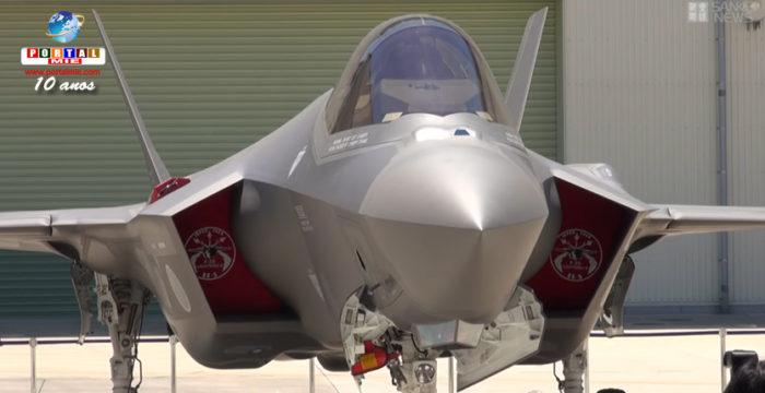 &nbspPrimera aeronave de batalla F-35 de producción nacional es exhibida en Aichi