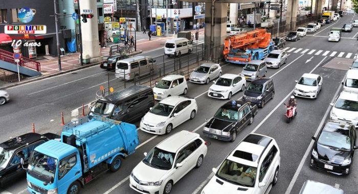 &nbspJapón va a promover carros mas seguros debido al aumento de accidentes graves en el tránsito