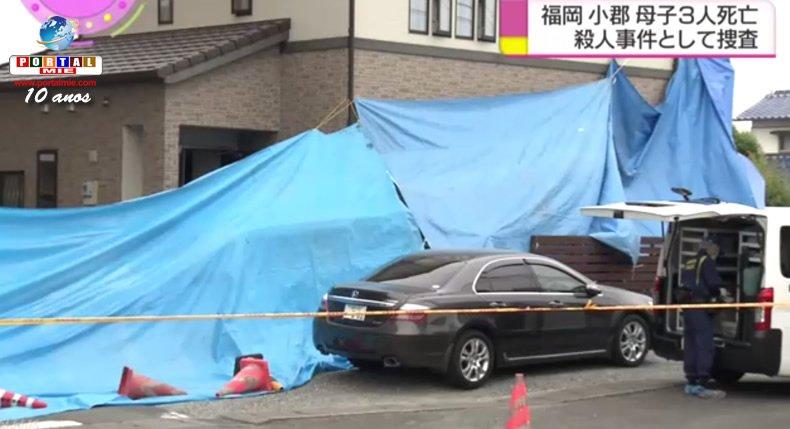 &nbspMadre y sus 2 hijos son encontrados muertos dentro de casa