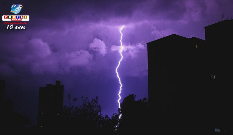 &nbspVigilancia de lluvias torrenciales y truenos para el miércoles