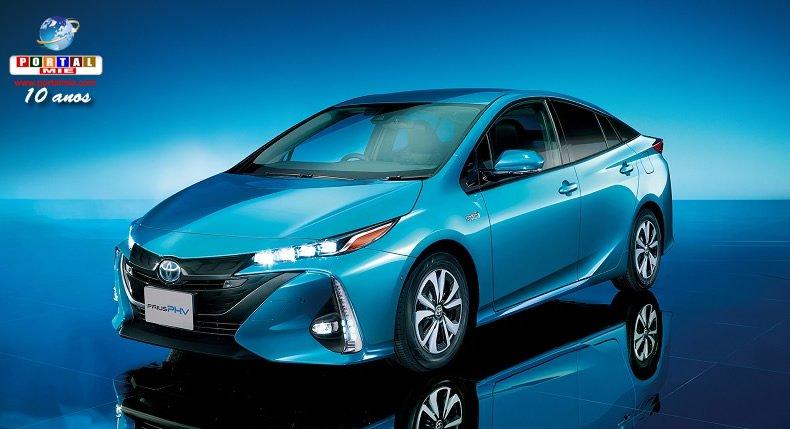 Prius de Toyota fue el carro más vendido en Japón en mayo