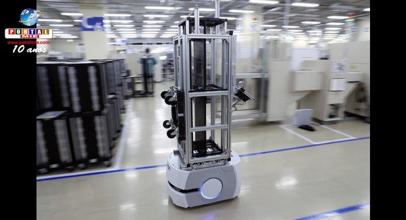 &nbspInteligencia artificial será usada para mejorar eficiencia en las líneas de producción en fábricas