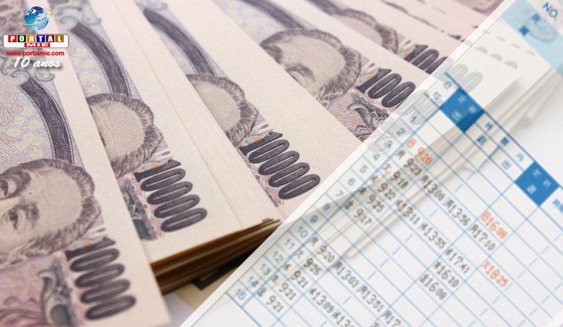 &nbspAumento del salario medio mensual en Japón : 275 mil yenes