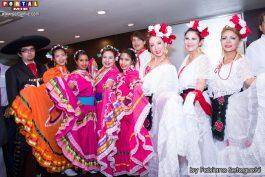 Mega Festival Latino en el Crucero Royal Wing en Yokohama