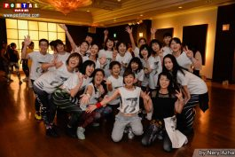 Ws Master Class Salsation Japan en Mie