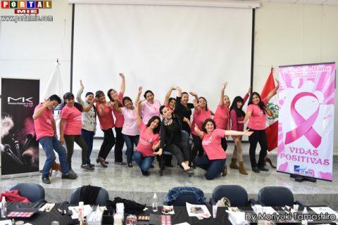 Participantes del curso mama