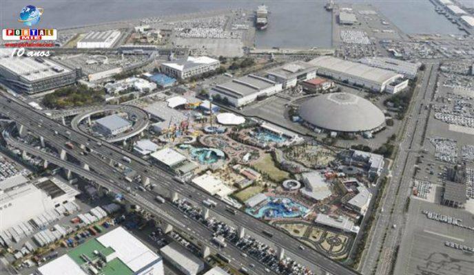 &nbspPuerto de Nagoya: remodelando aunque haya la posibilidad de Terremoto (Nankai Through)