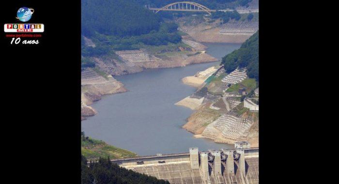 &nbspPosible escasez de agua en algunas áreas de Japón causa preocupación