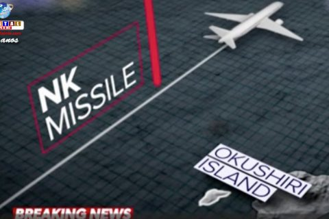 03-08-2017 Missil NK air france_
