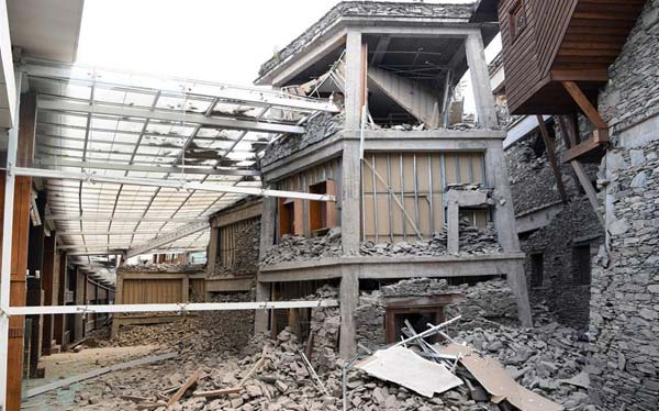 &nbspSube a 19 muertos y 247 heridos en el terremoto de 7,0 en China