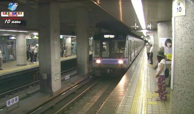 &nbspMilagro: vagones del tren pasan sobre una mujer y se salva