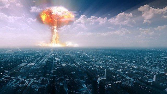 Cuál es el mejor  lugar para refugiarse en caso de caer una bomba nuclear?