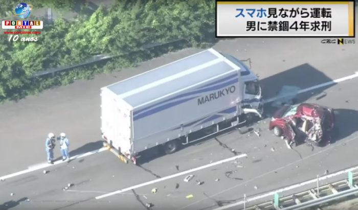 Prisión de 4 años para conductor de camión que causó grave accidente