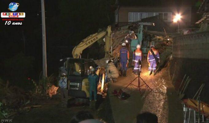 &nbspVíctimas del tifón del fin de semana: 2 muertes y 3 desaparecidos