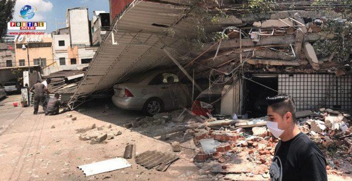 &nbspTerremoto de M7.1 en México deja por lo menos 138 muertos