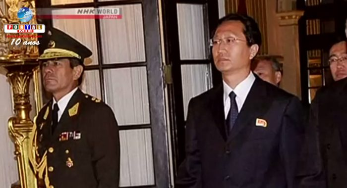&nbspPerú expulsa embajador norcoreano